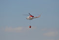 Fire Fighting Helecopter