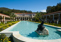 Getty Villa Stock Images