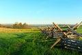 Gettysburg Royalty Free Stock Photo