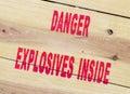 Gevaarsexplosieven