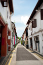 Geylang Alleyways Stock Images
