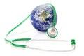 Gezondheid van aarde Royalty-vrije Stock Fotografie