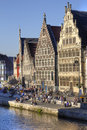 Ghent, Belgium Stock Photography