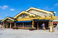 Ghirardelli's, Downtown Disney, Orlando, Florida. Royalty Free Stock Photo