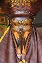 Ghost Mask In Ghosh Mash Festival Phi Ta Khon Festival.
