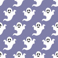 Ghost seamless pattern