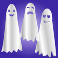Ghosts Royalty Free Stock Photo