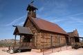 Ghosttown, Arizona, USA Royalty Free Stock Photo