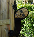 Picture : Ghoul at the fence  two