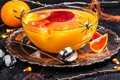 Picture : Ghoul`s punch in a glass bowl ghoul house