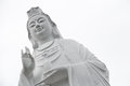 Giant bodhisattva of compassion quan am statue at linh ung pagoda a the the ling in da nang vietnam Stock Photography