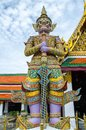 The Giant in the Emerald Buddha