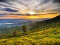 Giant Mountains Poland Royalty Free Stock Photo