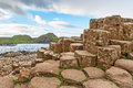 Giant s causeway northern ireland in unesco world heritage Stock Image