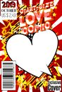 Giant-Size Love Comic Book cover