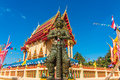 Giant statue at Temple of the Emerald Buddha