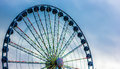 The Giant Wheel Royalty Free Stock Photo