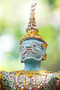 Giants ancient thai sacred thailand Royalty Free Stock Photo