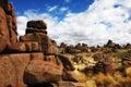 Giants Playground (Namibia) Royalty Free Stock Photo