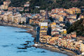 Giardini Naxos in Sicily, Italy Royalty Free Stock Photo
