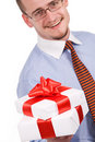 Gift Royalty Free Stock Photo