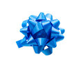 Gift bow on white background Stock Photography