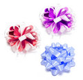 Gift Bows Royalty Free Stock Photography