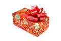 Gift box-54 Royalty Free Stock Photo