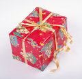 Gift box Royalty Free Stock Photo