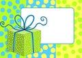 Gift Box Frame Border