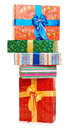 Gift Box Stack - Holiday Objec...