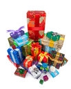 Gift boxes-108 Royalty Free Stock Photography