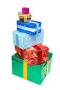 Gift boxes-89 Royalty Free Stock Photos