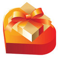 Gift and heart