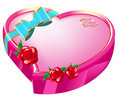 Gift heart of Valentines Day