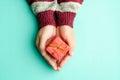 Giftbox,present Royalty Free Stock Photo