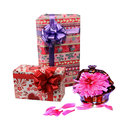 Gifts. Royalty Free Stock Images