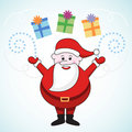 Gifts from Santa Royalty Free Stock Image