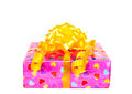 Gifts the valuable presents in any occasions Royalty Free Stock Photography
