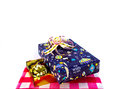 Gifts the valuable presents in any occasions Stock Image