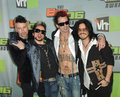 Gilby Clarke,Johnny Colt,Lukas Rossi, Rock Star:Supernova,Tommy Lee Stock Photos