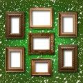 Gilded Wooden Frames For Pictu...