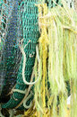 Gill Nets Royalty Free Stock Photo