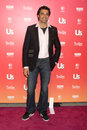 Gilles marini arriving at the us weekly hot hollywood party at myhouse club in los angeles california on april Royalty Free Stock Images