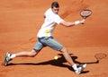 Gilles Simon ATP Tennis player Royalty Free Stock Photo