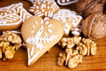 Ginger bread Royalty Free Stock Photo