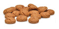 Ginger nuts Royalty Free Stock Photography