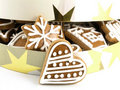 Gingerbreads Royalty Free Stock Images