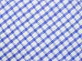 Gingham surface texture Royalty Free Stock Image