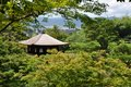 Ginkaku ji or silver pavilion is nowaday a zen buddhist temple kyoto japan Stock Image